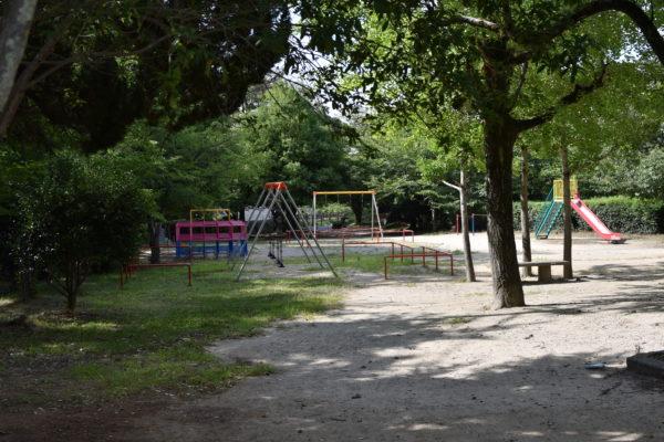 郡山城跡公園