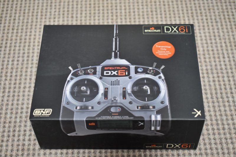 DX6iの箱